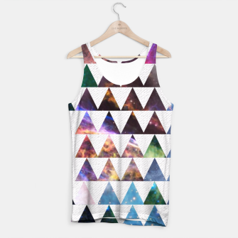 Thumbnail image of Space Pattern Tank Top, Live Heroes