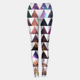 Thumbnail image of Space Pattern Leggings, Live Heroes