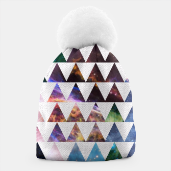Thumbnail image of Space Pattern Beanie, Live Heroes