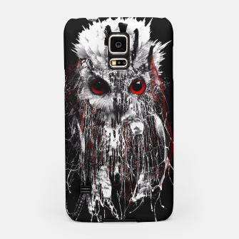 Thumbnail image of OWL - RED EYE Samsung Case, Live Heroes