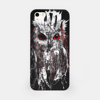 Thumbnail image of OWL - RED EYE iPhone Case, Live Heroes