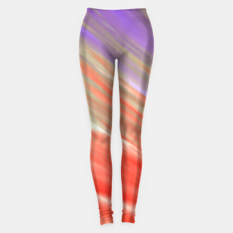 Crimson Aurora Leggings thumbnail image
