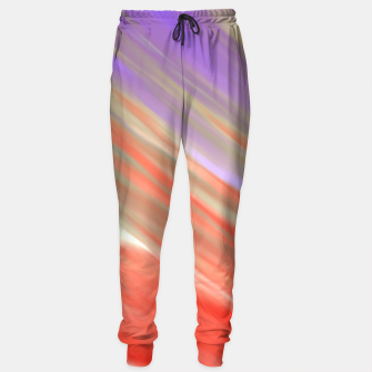 Thumbnail image of Crimson Aurora Sweatpants, Live Heroes