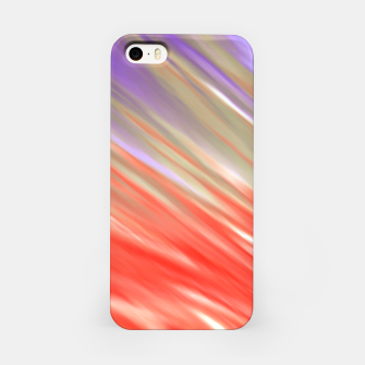 Crimson Aurora iPhone Case thumbnail image