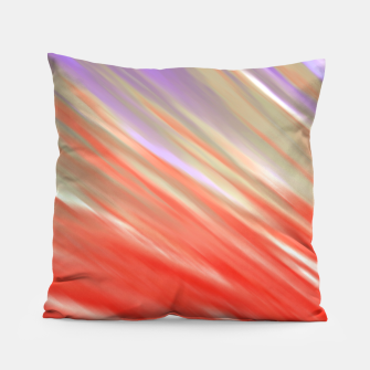 Crimson Aurora Pillow thumbnail image