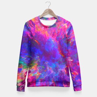 Thumbnail image of Dreamworld Fitted Waist Sweater, Live Heroes