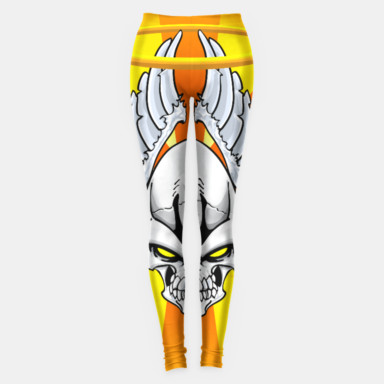 Image of Death Angle Leggings - Live Heroes