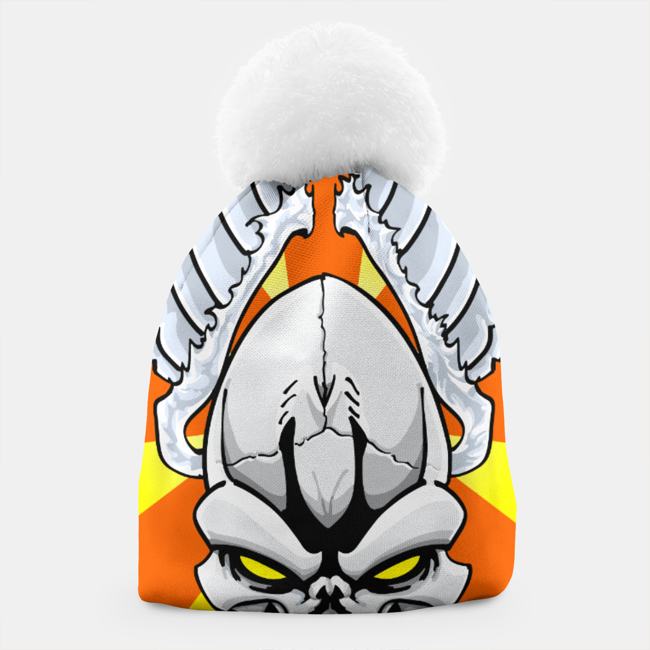 Image of Death Angle Beanie - Live Heroes