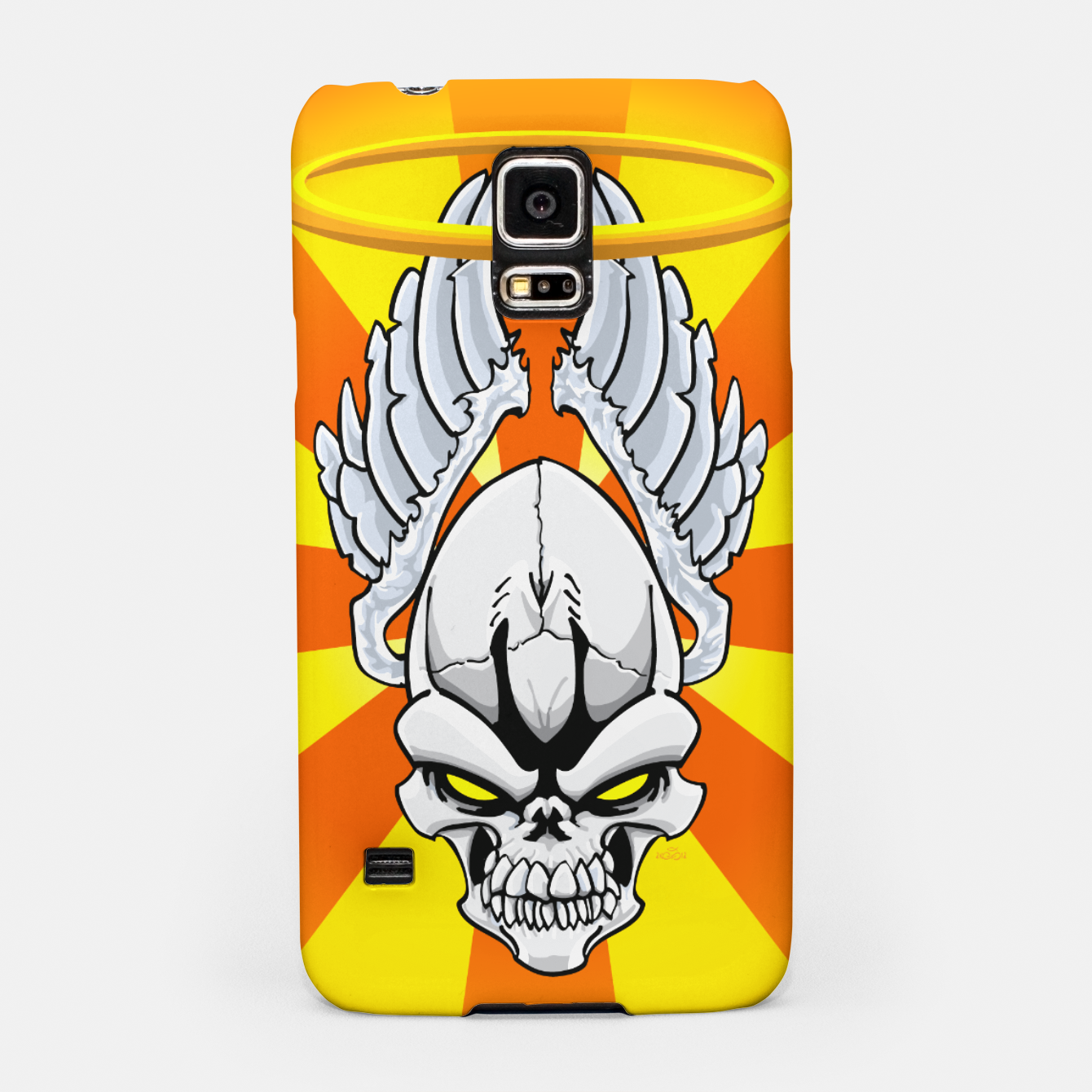 Image of Death Angle Samsung Case - Live Heroes