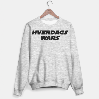 Thumbnail image of Hverdagswars Sweater (grey) , Live Heroes
