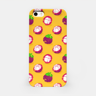 Thumbnail image of Mangosteen iPhone Case, Live Heroes