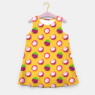 Thumbnail image of Mangosteen Girl's Summer Dress, Live Heroes