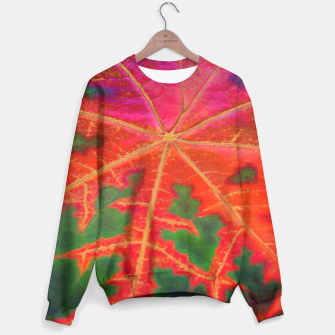 Thumbnail image of Leaf Incredible Sweater, Live Heroes