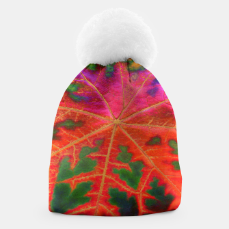 Thumbnail image of Leaf Incredible Beanie, Live Heroes