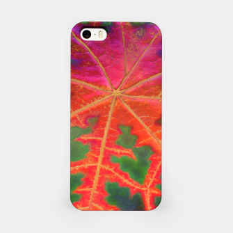 Leaf Incredible iPhone Case thumbnail image