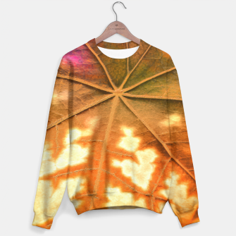Thumbnail image of Leaf Incredible, Amber Sweater, Live Heroes