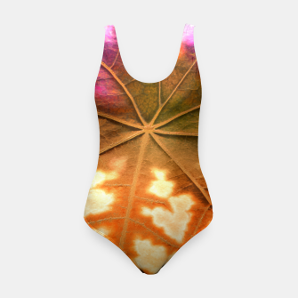 Thumbnail image of Leaf Incredible, Amber Swimsuit, Live Heroes