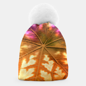 Thumbnail image of Leaf Incredible, Amber Beanie, Live Heroes
