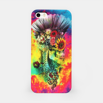 Thumbnail image of Momento Mori iPhone Case, Live Heroes