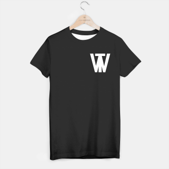 Thumbnail image of Black Logo T-Shirt, Live Heroes