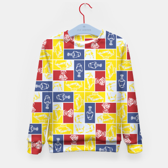 Thumbnail image of Love Potion No9 Kid's Sweater, Live Heroes