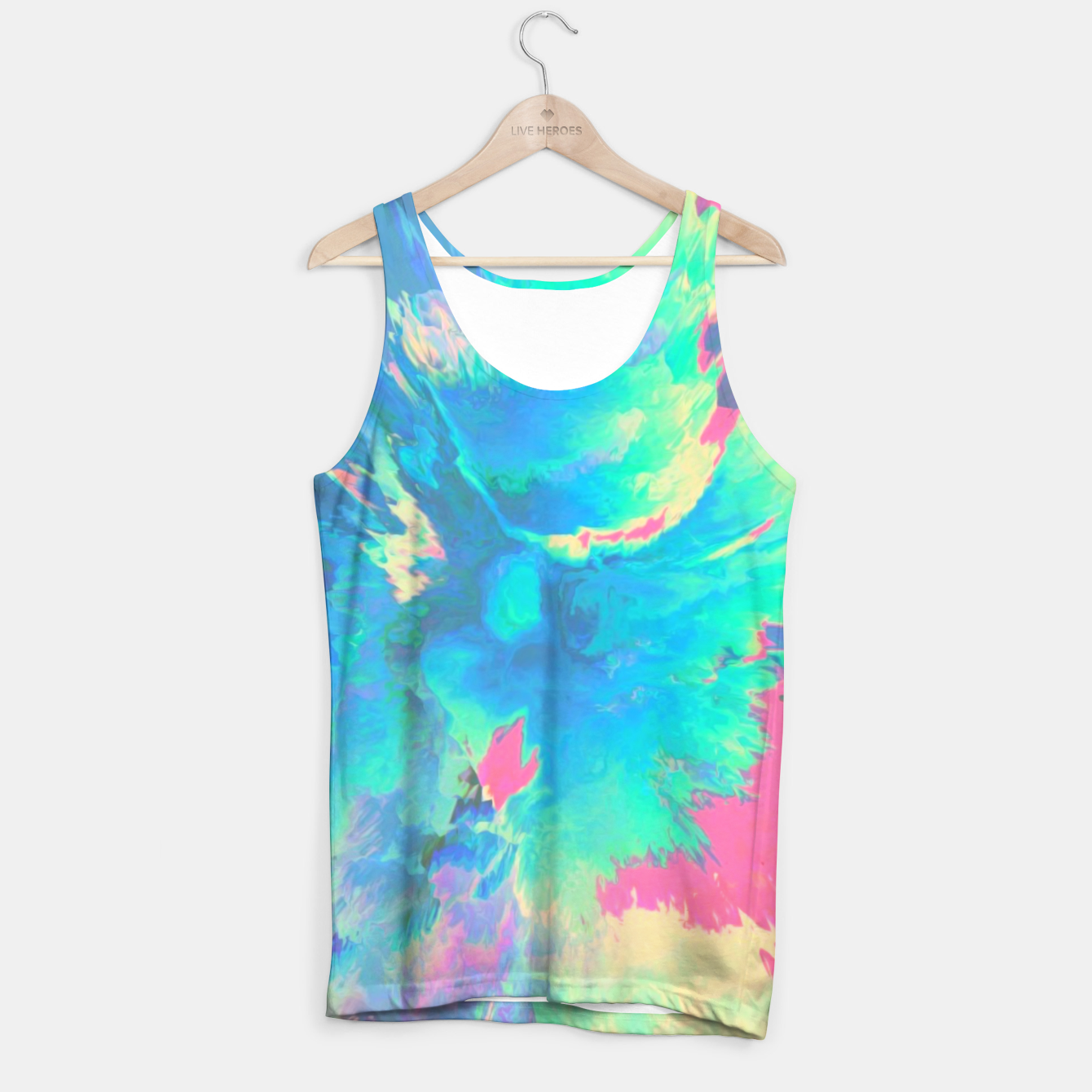 Image of Feel Like This Tank Top - Live Heroes