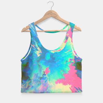 Thumbnail image of Feel Like This Crop Top, Live Heroes