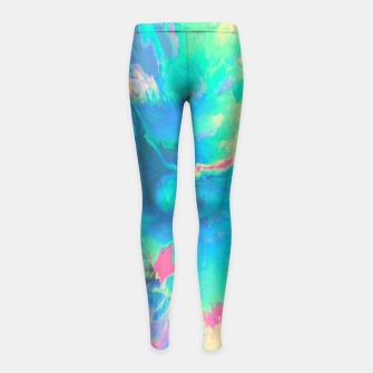Feel Like This Girl's Leggings thumbnail image