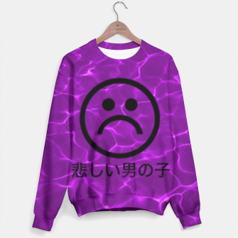 Thumbnail image of Sad Boys sippin' Lean Sweater , Live Heroes