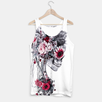 Skeleton Bride Tank Top thumbnail image