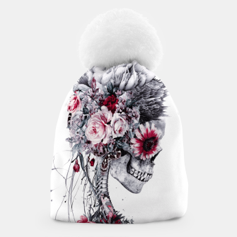 Thumbnail image of Skeleton Bride Beanie, Live Heroes