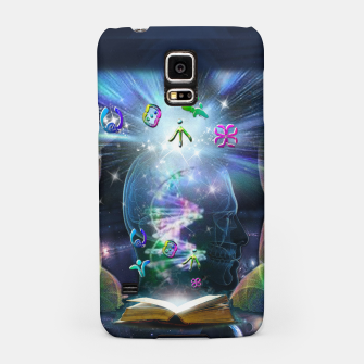 Thumbnail image of The Language of Light Samsung Case, Live Heroes