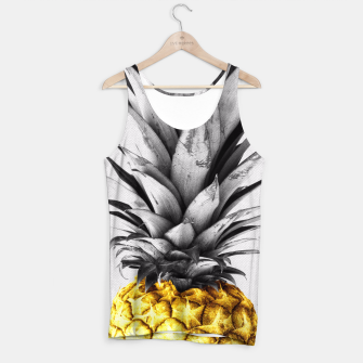 Miniatur Golden pineapple Tank Top, Live Heroes