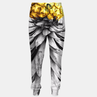 Miniatur Golden pineapple Sweatpants, Live Heroes