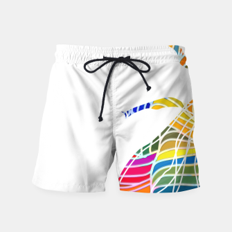 Thumbnail image of bs Swim Shorts, Live Heroes