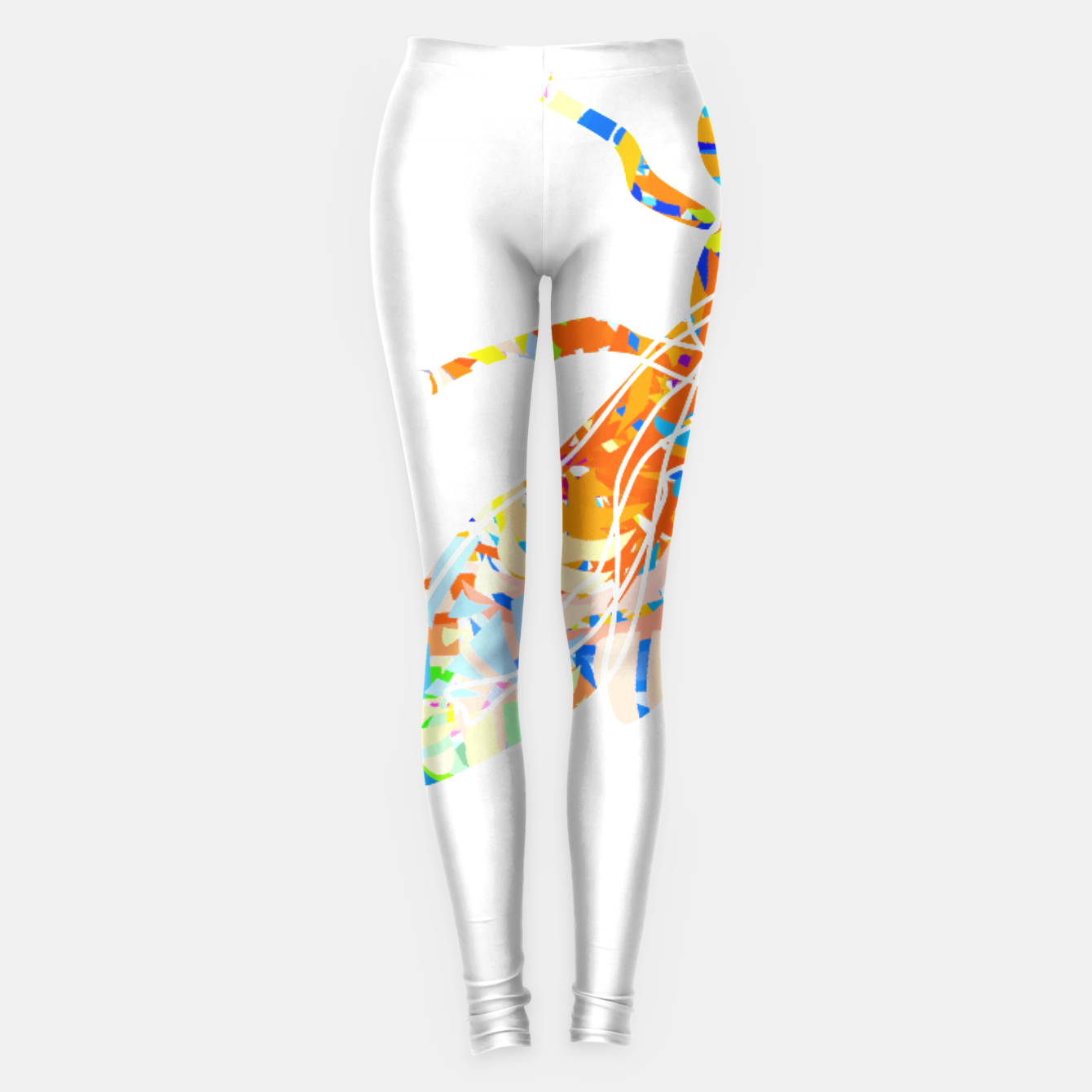 Image of bs2 Leggings - Live Heroes
