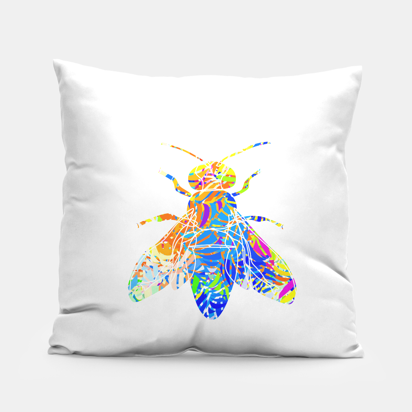 Image of bs2 Pillow - Live Heroes