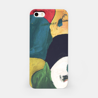 Miniaturka Abstract  iPhone Case, Live Heroes