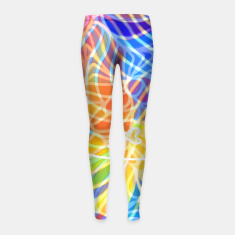 nt Girl's Leggings thumbnail image