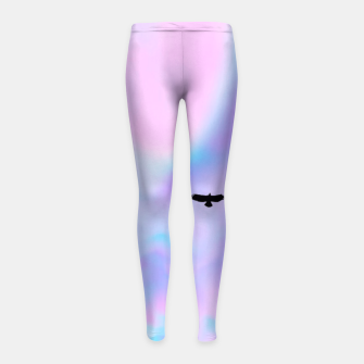 Thumbnail image of Destiny Girl's Leggings, Live Heroes