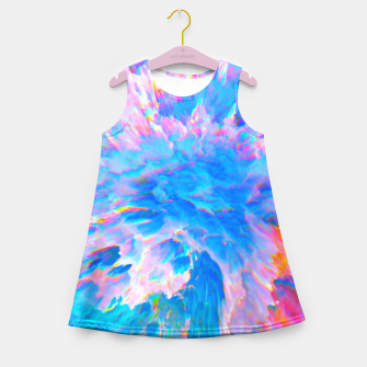 Thumbnail image of Some Way Girl's Summer Dress, Live Heroes