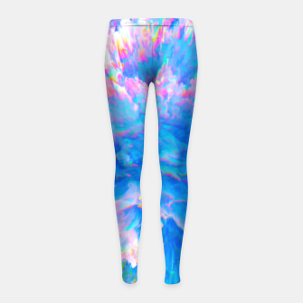 Thumbnail image of Some Way Girl's Leggings, Live Heroes