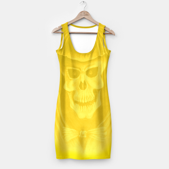 Thumbnail image of Yellow  Simple Dress, Live Heroes