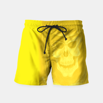 Thumbnail image of Yellow  Swim Shorts, Live Heroes