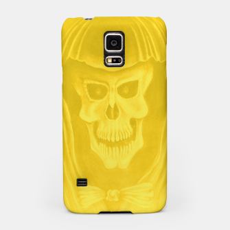Thumbnail image of Yellow  Samsung Case, Live Heroes