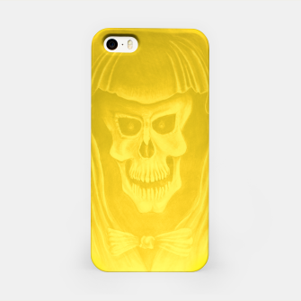 Thumbnail image of Yellow  iPhone Case, Live Heroes