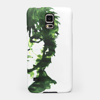 Thumbnail image of BJA green day watercolor l special Samsung Case, Live Heroes