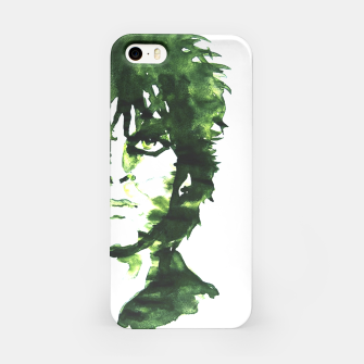 Thumbnail image of BJA green day watercolor l special iPhone Case, Live Heroes
