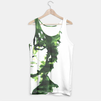 Thumbnail image of BJA green day watercolor l special Tank Top, Live Heroes