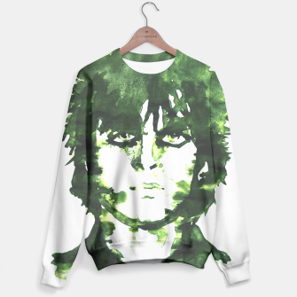 Thumbnail image of BJa green day watercolor c Sweater, Live Heroes